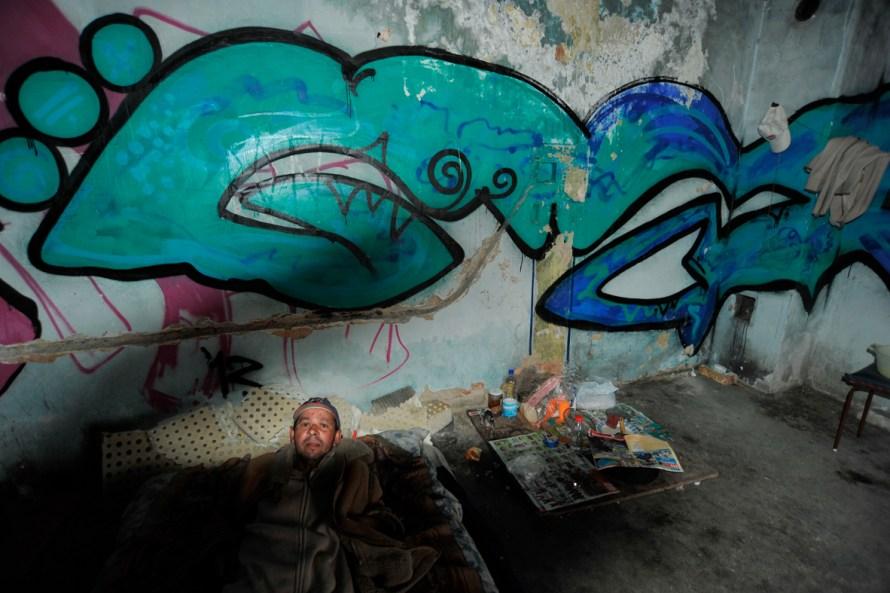 Fotó: Stalter György: Rákosrendező, 2012–2021 © Stalter György