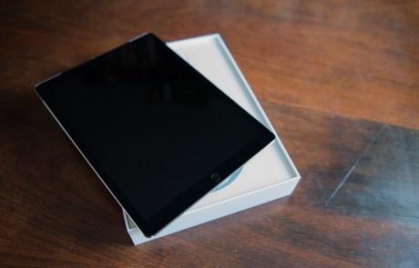 Das iPad Pro © Martin Skopal