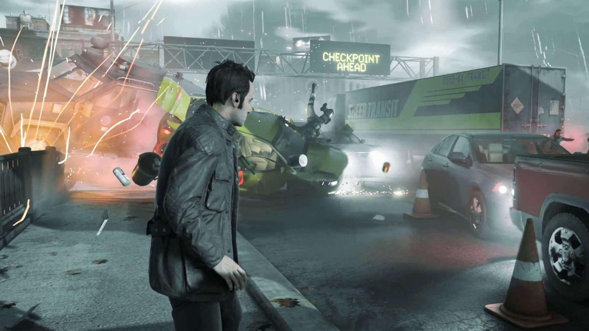 Quantum Break Xbox One Punktid