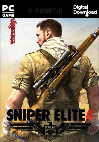 Sniper Elite 4 System Requirements : sniper, elite, system, requirements, Sniper, Elite, Games, Everyone, Delivery