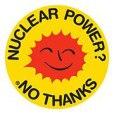 Anti-Nuklear-Zeichen