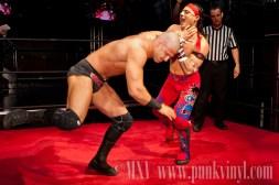Davari Brothers vs. Mr. 450 and Rob Anthony