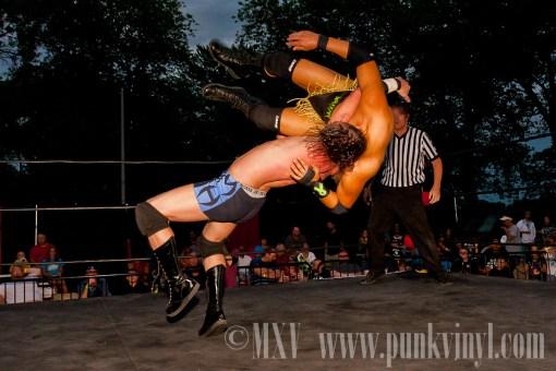 Barry Ryte vs. Mike Horning