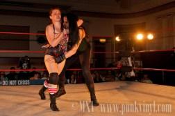 Melanie Cruise vs. Thunderkitty