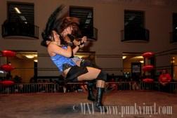 Melanie Cruise vs. Nikki St. John