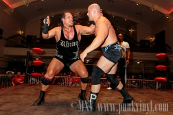 Adam Pearce vs. Rhyno