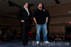 Chazz Moretti and Tony Scarpone