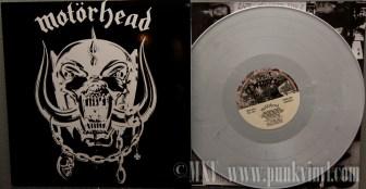 Motorhead - first LP vinyl reissue