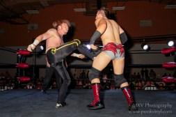 Barry Ryte vs. Zach Thompson
