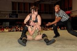D'Arcy/Thunderkitty vs. Mickie/Nikki