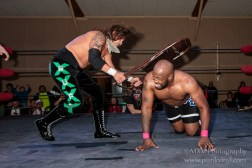 Ruff Crossing vs. Chris Logan