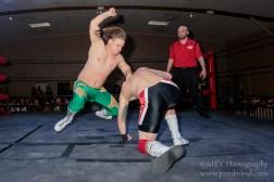 Matty Starr vs. Buddy Roberts Jr.