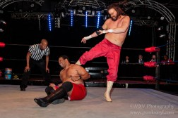 Diablo Jones vs. Mike Bradley