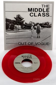 Middle Class - Out of Vogue red vinyl
