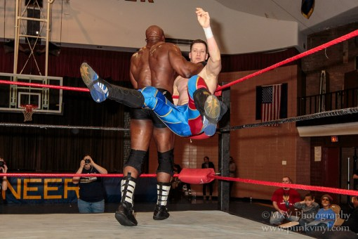 Ego vs Bobby Lashley