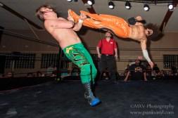 Carlito vs. Jimmy Rockwell