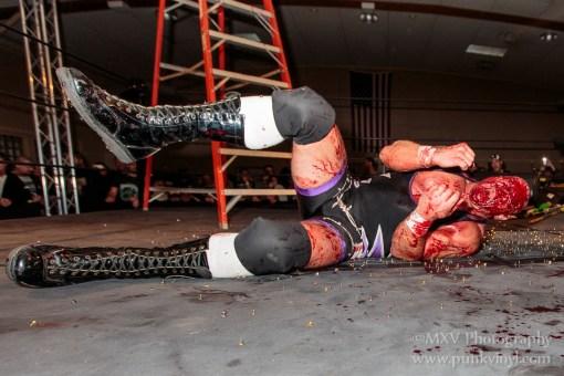 Vic Capri vs. Hardcore Craig