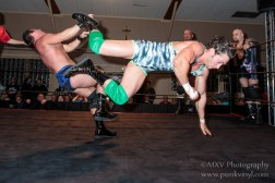 Hardcore Craig/Pauly Thomaselli/Ryan Slade vs. Matty Starr/William Jacobs/Nick Cutler