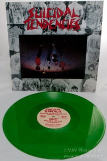 Suicidal Tendencies guacamole vinyl