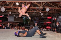 Shawn Blaze vs. Remi Wilkins