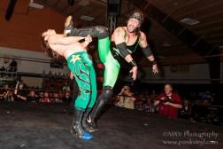 Jimmy Rockwell vs. X-Pac