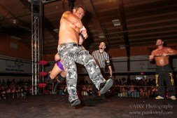 Too Cool vs. Brian Nelson/Nick Cutler
