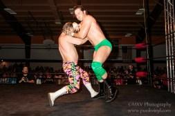 Matty Starr vs. Ryan Slade