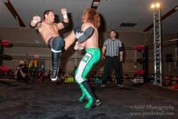 Vic Capri vs. Zach Thompson
