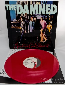 Damned - Machine Gun Etiquette reissue