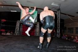 Pauly Thomaselli vs. Matty Starr