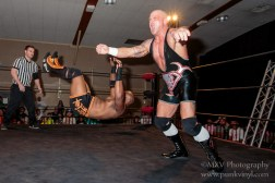 Hardcore Craig vs. Chris Logan