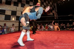 Justin Credible vs. Jocephus