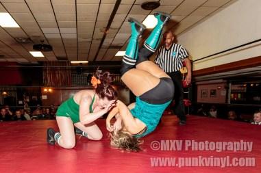 Women's gauntlet match