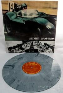 Heatmiser - Cop and Speeder gray marbled vinyl