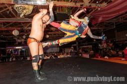 Yabo vs. Cody Jones