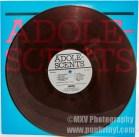 Adolescents LP bourbon vinyl