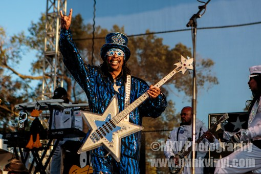 Bootsy Collins Rubber Band