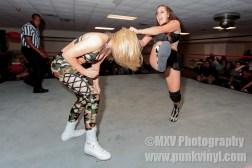 Crazy Mary Dobson vs. Leah Von Dutch