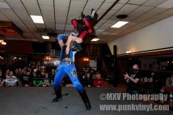 Rob Fury vs. Spider Monkey
