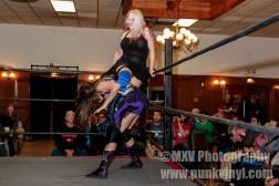 Crazy Mary Dobson vs. Hardcore Heather Owens
