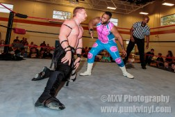 Shane Mercer vs. D'Angelo Steele