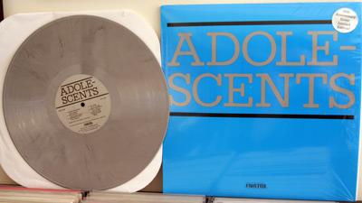Adolescents silver anniversary LP