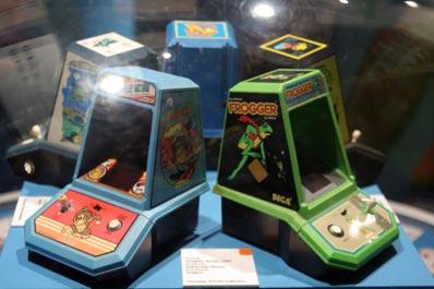 Coleco handhelds