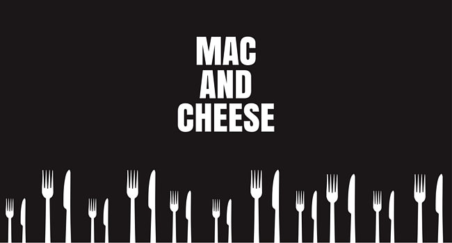 Hey you! Hungry? Come try this mac and cheese recipe. The ultimate comfort food.