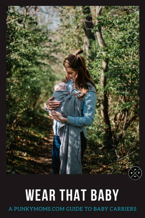 Holly gives Punky Moms a breakdown of the different type of baby carriers out there, complete with hands on opinions and tips.Do you baby wear? Which style have you found the best for your family? From buckles to wraps, we are discussing it in this roundup.