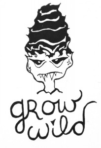 Grow Wild Studio is a fantastic shop ran by a super cool mama. Her feminist kid clothes are aaaaaaamazing