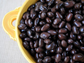 black beans in a crock pot
