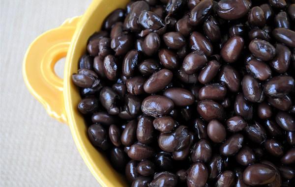 black beans in a crock pot