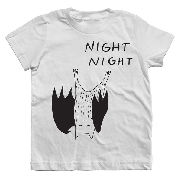 Bats Shirt from Bubblegum Forest