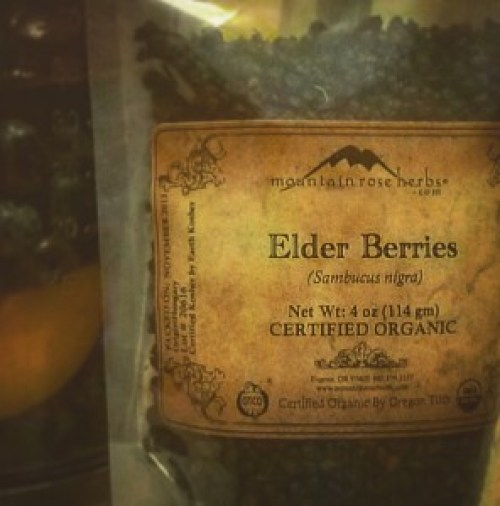 The Punk Rock Herbalist is here for our final recipe in the Winter Wellness Series. Here we learn how to help fight colds with homemade Elderberry Syrup.